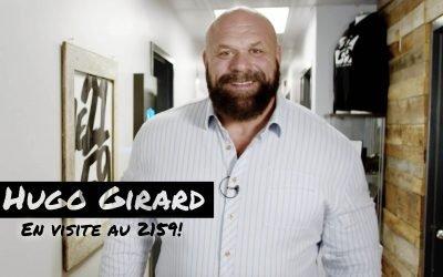 Découvrez Le 2159 avec Hugo Girard!